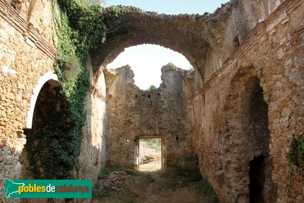 Pont de Molins - Església Nova de Santa Maria del Roure