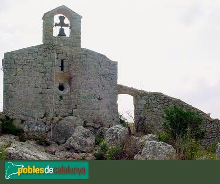 Ermita de Santa Magdalena - Terrades - Pobles de Catalunya