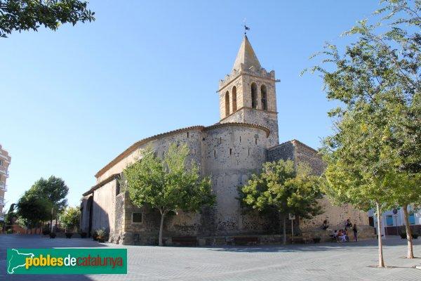 Maçanet de la Selva - Església de Sant Llorenç