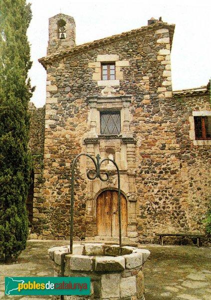 Maçanet de la Selva - Torre de Cartellà
