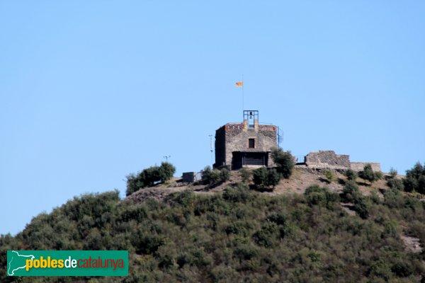 Maçanet de la Selva - Castell de Torcafelló