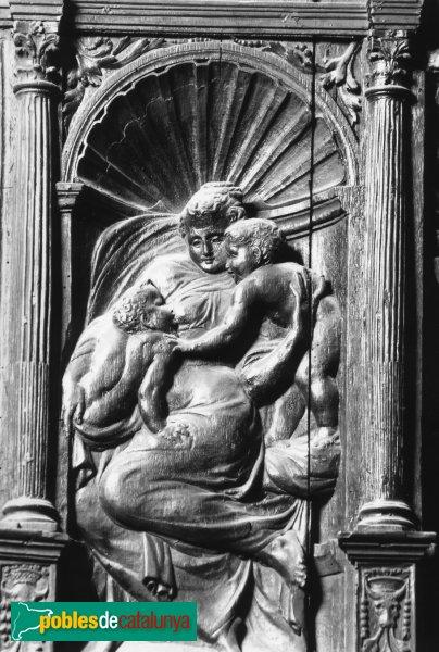 Barcelona - Cor de la catedral