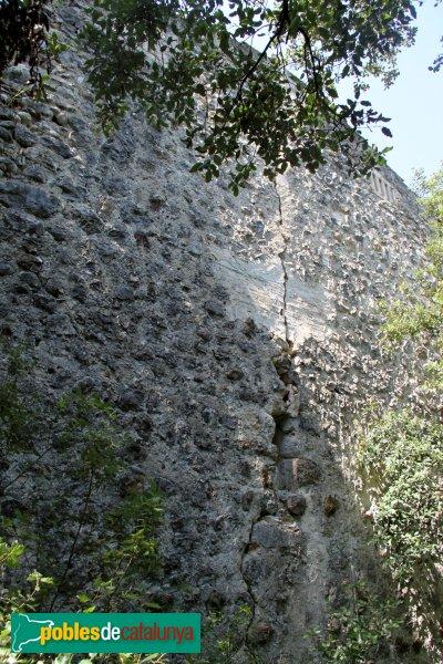 Vilanant - Sant Jaume dels Solers, exterior capçalera