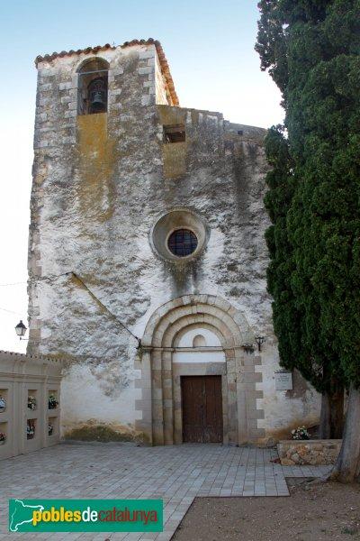 Vilanant - Església de Sant Martí de Taravaus