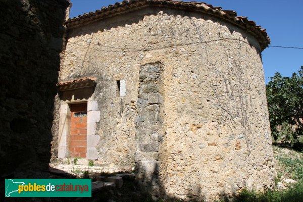 Vilanant - Can Genover, capella de Sant Joan