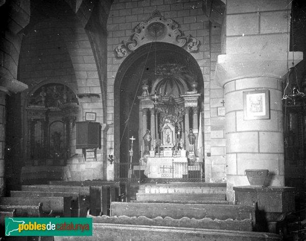 Vilanant - Església de Santa Maria