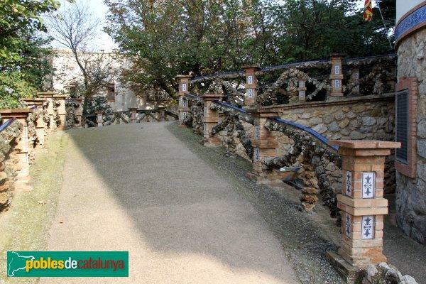 Vilabertran - Can Reig, jardí
