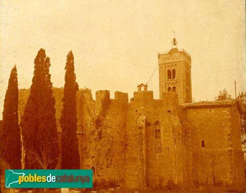 Vilabertran - Monestir