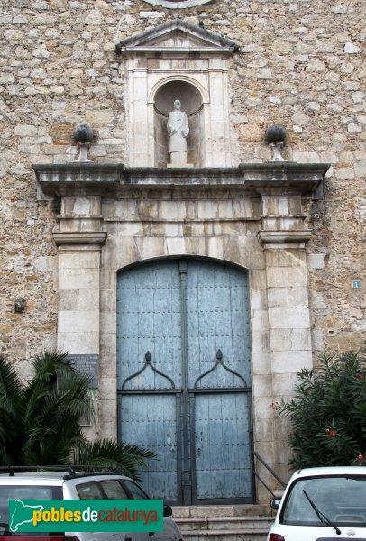 Cabanes - Església de Sant Vicenç
