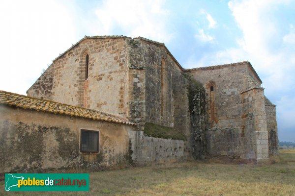 Cabanes - Monestir de Sant Feliu de Cadins