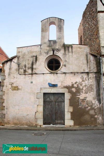 Cabanes - Capella de Sant Sebastià