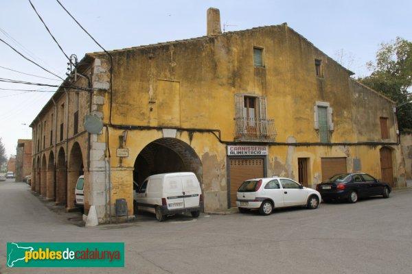 Cabanes - Casa Porxada