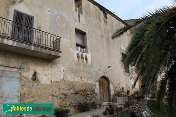 Masarac - Castell de Vilarnada, masia