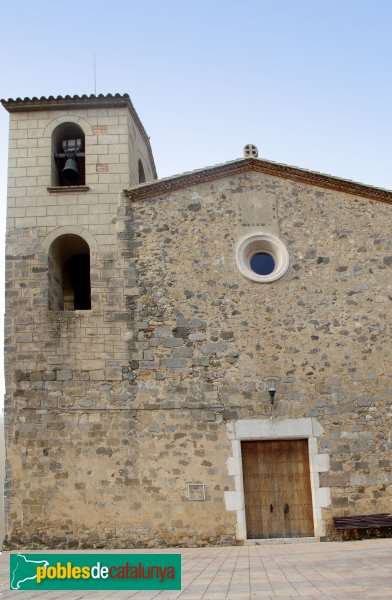 Siurana - Església de Santa Coloma