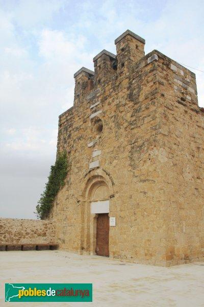 Vilamalla - Església de Sant Vicenç