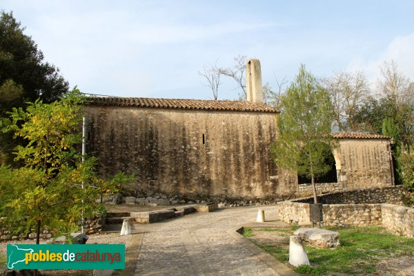 Sant Llorenç de la Muga - Ermita de Sant Antoni