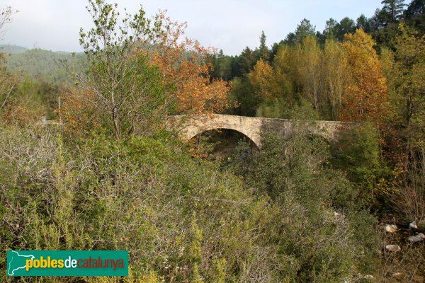 Sant Llorenç de la Muga - Pont de Sant Antoni