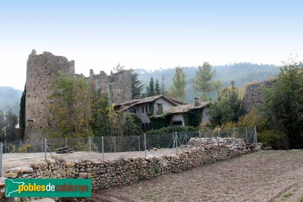 Sant Llorenç de la Muga - Castell de Sant Llorenç