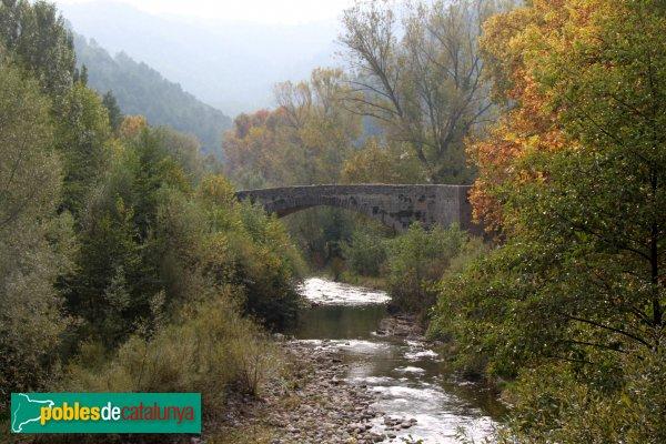 Sant Llorenç de la Muga - Pont Vell