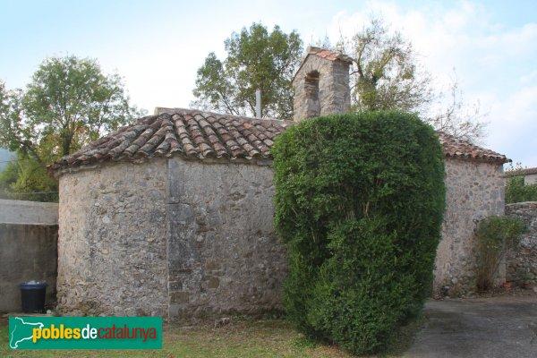 Sant Llorenç de la Muga - Capella de Sant Andreu