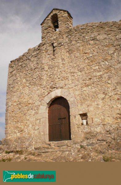 Sant Llorenç de la Muga - Capella de Sant Jordi
