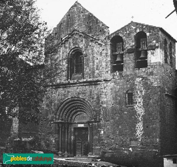 Lladó - Església de Santa Maria