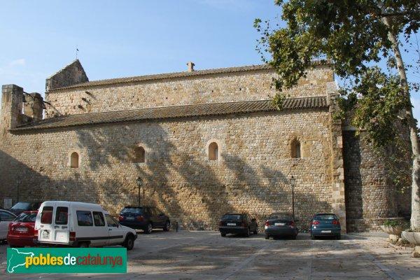 Lladó - Monestir de Santa Maria