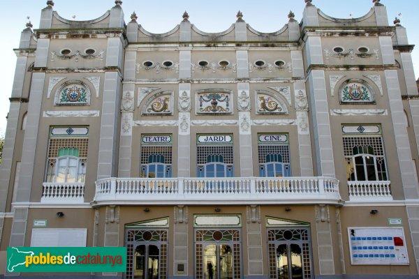 Figueres - Cine Teatre Jardí