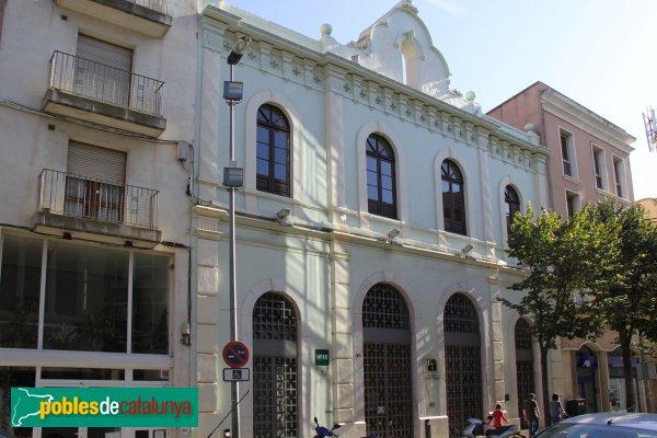 Figueres - Antiga església evangèlica