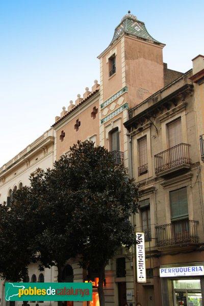 Figueres - Casa Pagès Lloveras