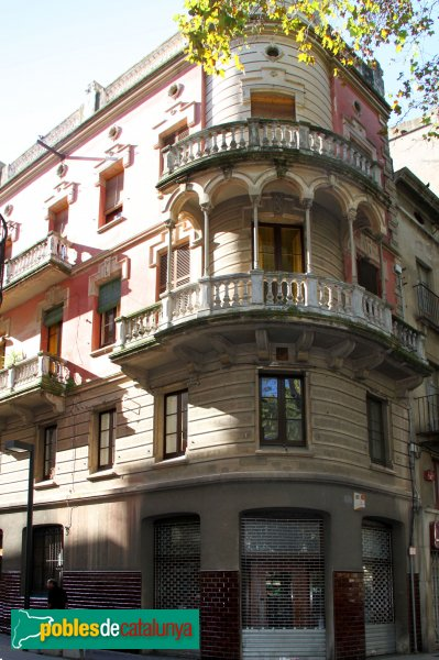 Figueres - Casa Puig Soler