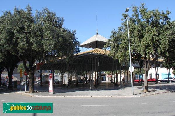 Figueres - Plaça del Gra