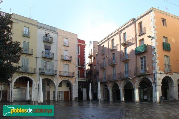 Figueres - Plaça de l´Ajuntament
