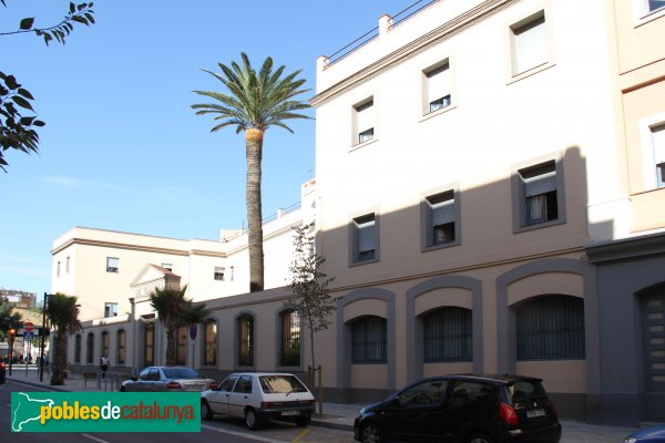 Figueres - Asil Vilallonga