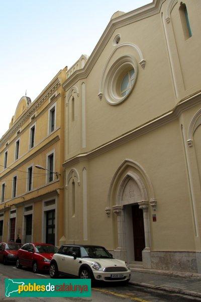 Figueres - Capella de les Escolàpies
