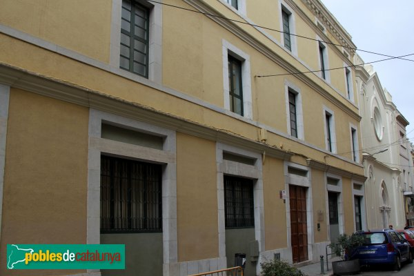 Figueres - Col·legi de les Escolàpies