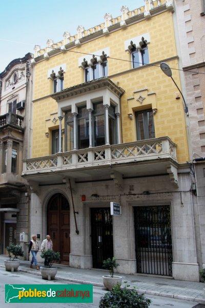 Figueres - Casa Albert Gruart