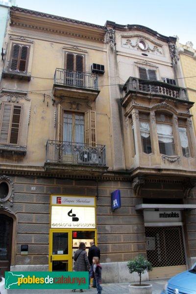 Figueres - Casa Monturiol Porret