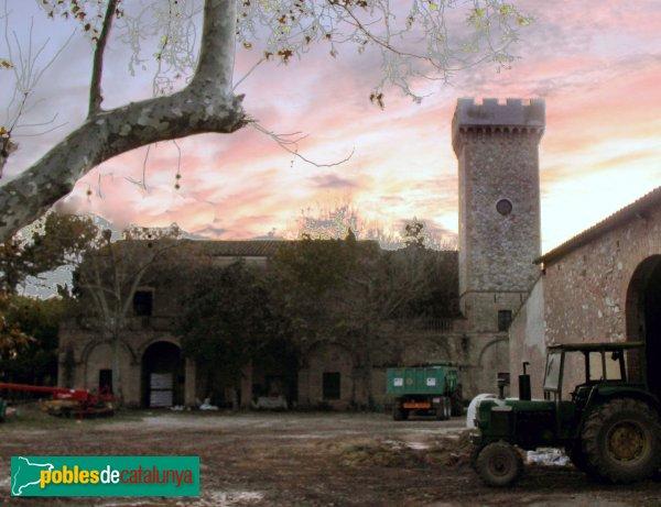 Figueres - Mas Sant Pau de la Calçada
