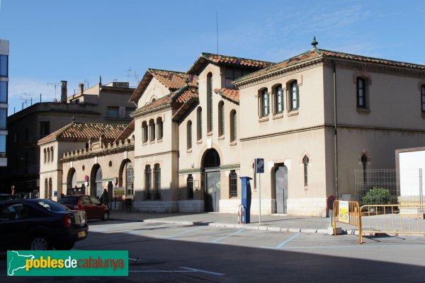 Figueres - Escorxador Municipal