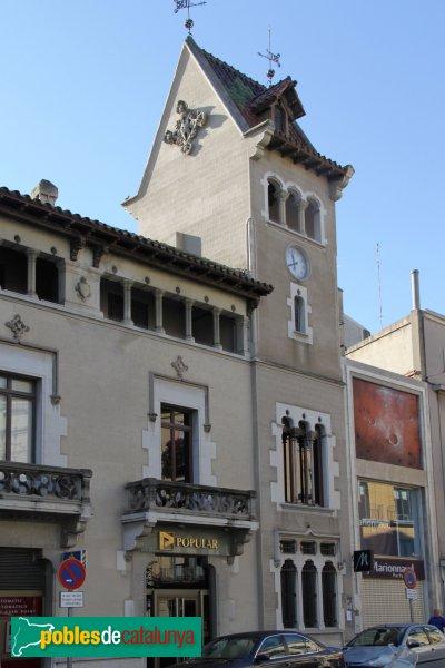 Figueres - Casa Cusí