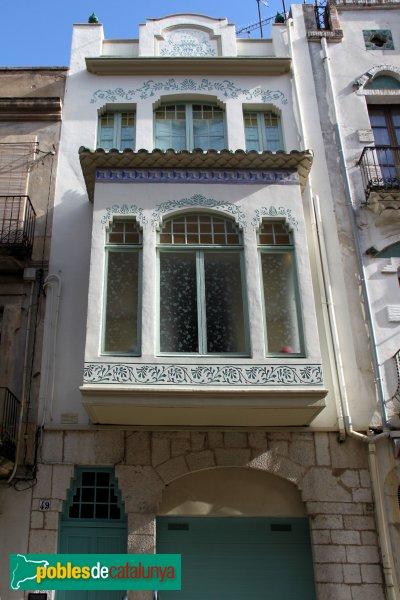 Figueres - Casa Melis