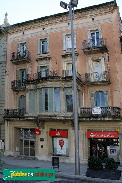 Figueres - Casa Pagès-Bassols