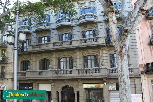 Figueres - Casa Caselles