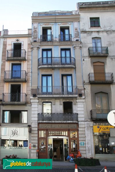 Figueres - Casa Joanama