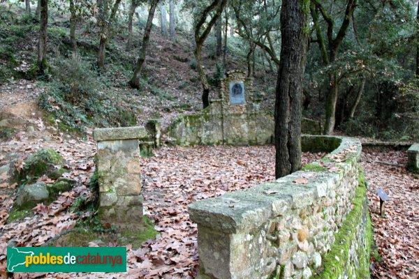Santa Coloma de Farners - Parc de Sant Salvador