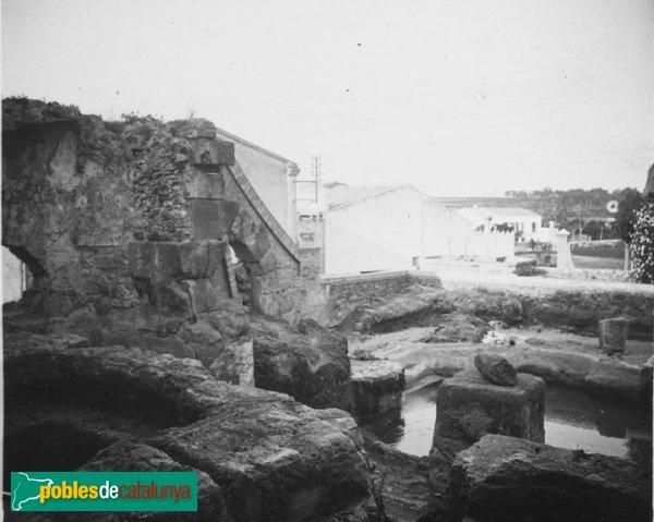 Caldes de Malavella - Termes romanes