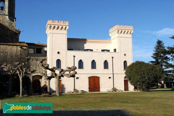 Vilobí d'Onyar - Castell