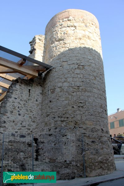 Caldes de Malavella - Castell de Caldes
