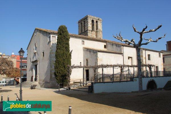 Caldes de Malavella - Església de Sant Esteve